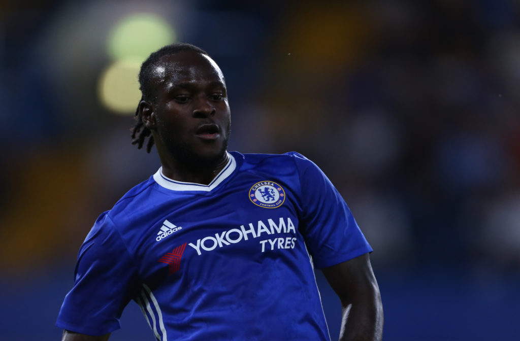 Chelsea star Moses: Title win my best ever season