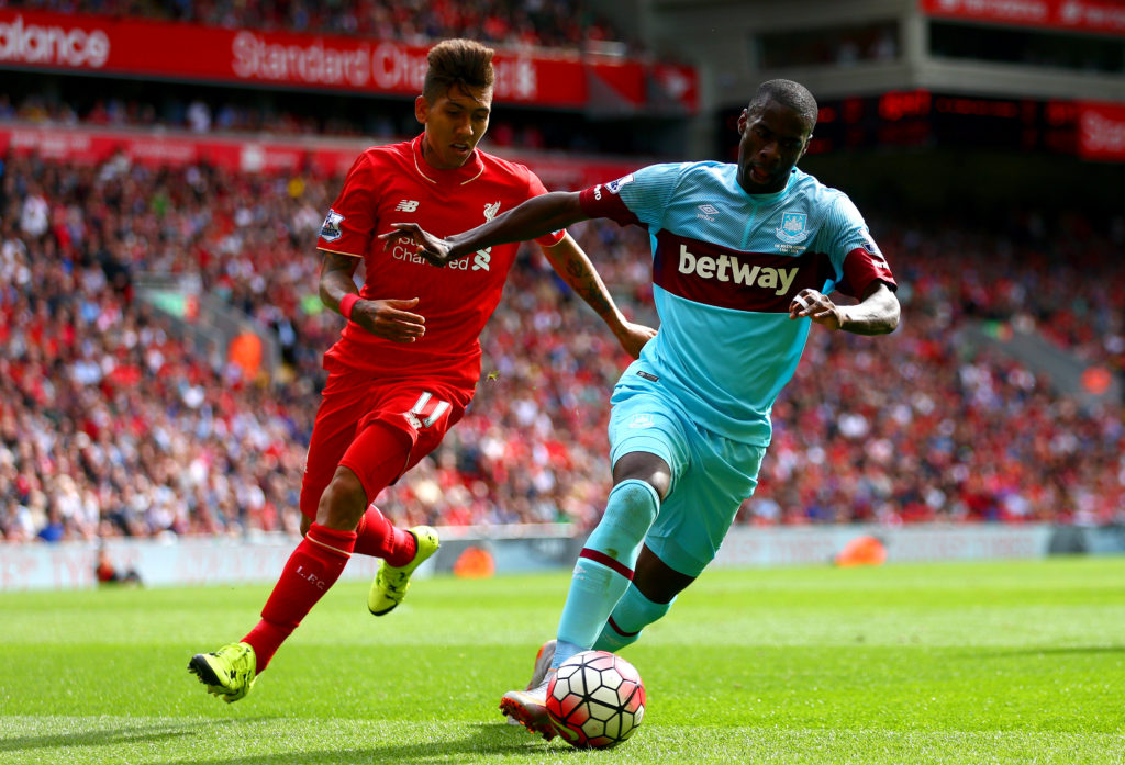 Hammers star Obiang ready to make injury comeback