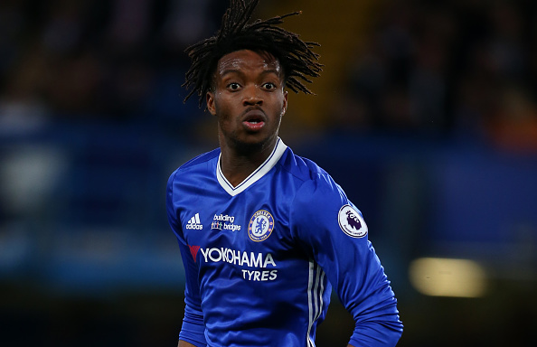 One to watch for Chelsea: Nathaniel Chalobah