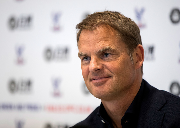 Frank de Boer eager to give youngsters a chance