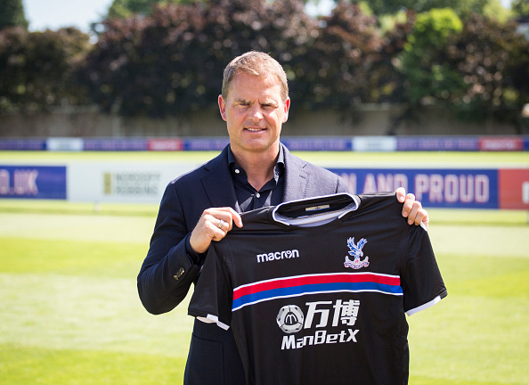 Palace boss De Boer: Premier League is best in the world